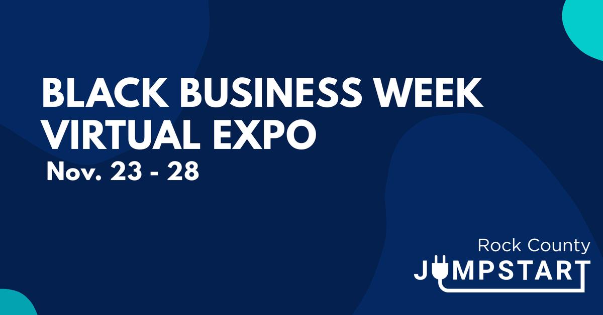 Black Business Week Virtual Expo